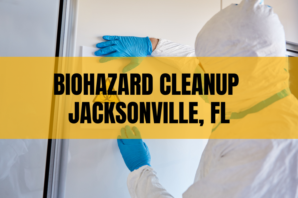 We specialize in biohazard cleanup Jacksonville FL and we are always here to serve you the best that we can in these difficult times. We at Absolute Crime & Trauma Bio Clean always like to make those who have experienced a traumatic event in their lives feel as comfortable as possible.