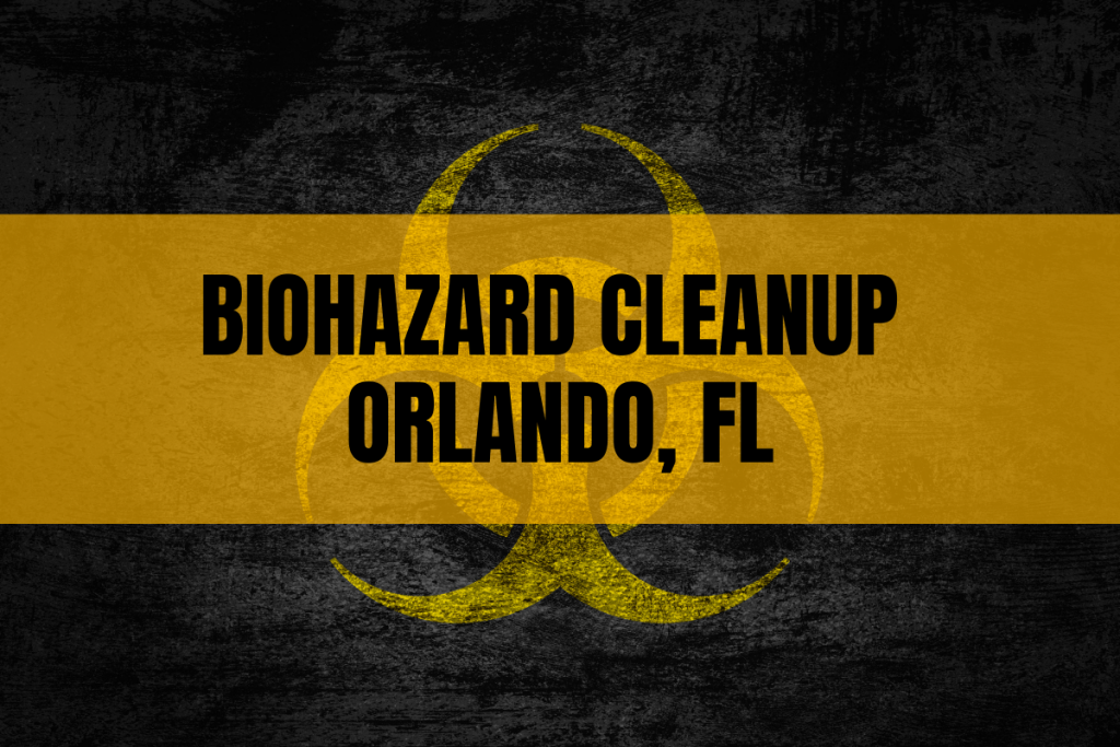 Looking for biohazard cleanup Orlando FL? Absolute Crime & Trauma Bio-Clean prides themselves in immediate response. No one can foresee a tragic event happening, but when it does, you can count on us. Your phone call will always be answered by a trained staff member with your needs being our number one priority.