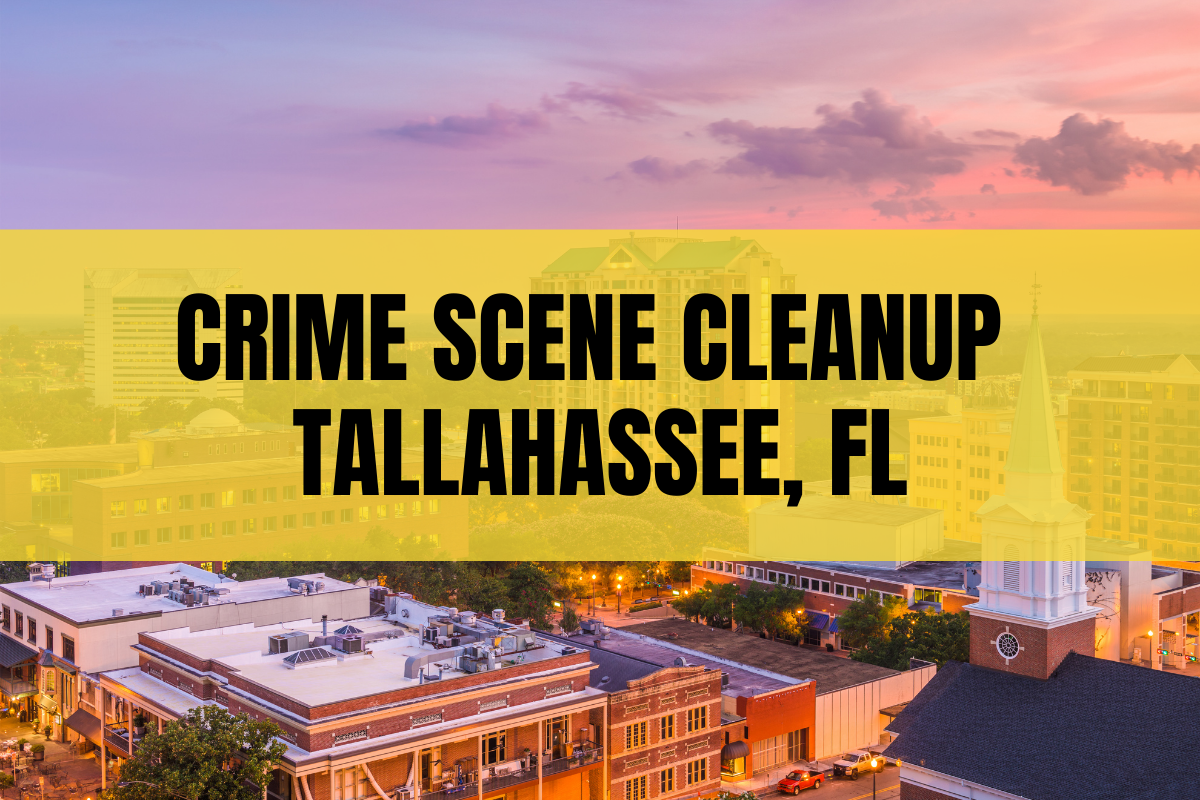 crime scene cleanup tallahassee fl